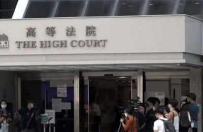 First person charged under national security law in Hong Kong found guilty