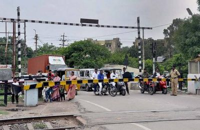 Hyderabad division of SCR eliminates LC 97E located between Gadwal-Sriramnagar stations
