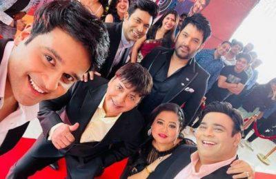 Kapil Sharma Confirms Return Of 'The Kapil Sharma Show'