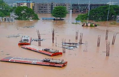 5 people dead in landslides and floods in Raigad; 47 villages cut off in rain-soaked Kolhapur