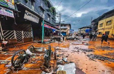 CM Uddhav Thackeray will visit flood-affected districts; Maharashtra Rains LIVE: 112 killed, 99 missing
