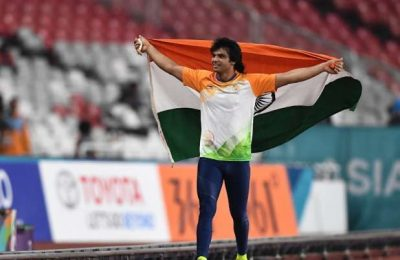 Missed natural feeling of being in world-class event but staying positive for Tokyo: Neeraj Chopra