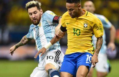Brazil vs Argentina final for emergency Copa America
