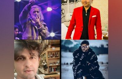 Sonu Nigam, Kailash Kher & Others To Feature In  'Unwind With MTV'