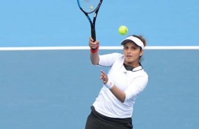 Sania Mirza and Ankita Raina were eliminated in the first round of the Tokyo Olympics on July 25.