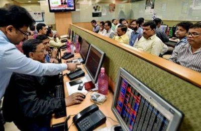 Share Market: Sensex crosses 54K mark, HDFC top gainer