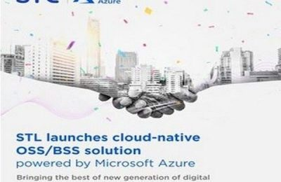 Cloud-Native OSS/BSS solution by STL, powered by Microsoft Azure