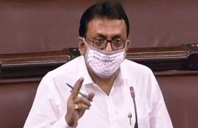 TMC MP Santanu Sen suspended