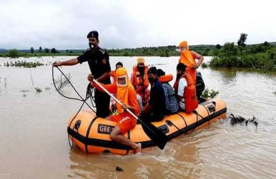 Shah talks to Chouhan over MP floods, assures central assistance