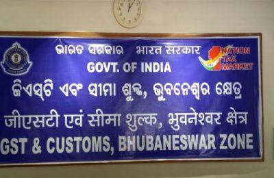 Odisha : GST collection Up