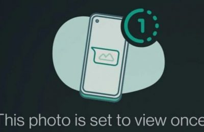 WhatsApp launches 'View Once'