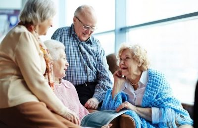 Older Adults Are Happier When There's Match Between Personality & Living Space