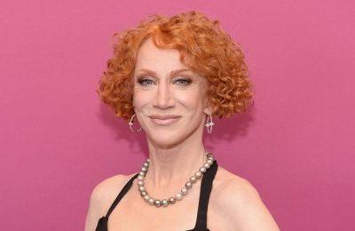 Kathy Griffin Recovering After Undergoing Lung Cancer Surgery