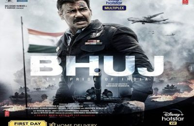 """""""Bhuj: The Pride Of India"""" Official Trailer 2 Out Now"""