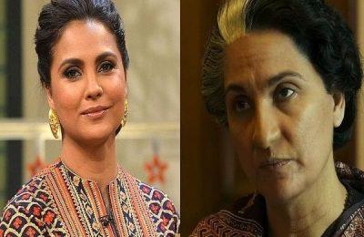 Lara Dutta Is Unrecognizable As Indira Gandhi In 'Bell Bottom'