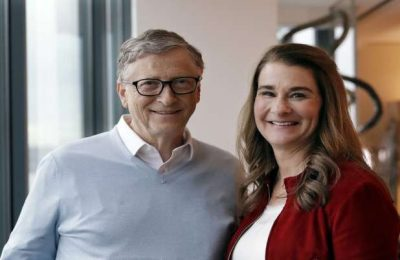 Bill Gates and Melinda French Gates finalize their divorce