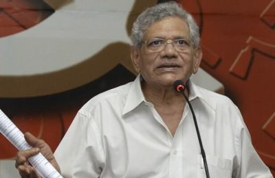 China not influencing Left parties' decision on Indo-US nuclear deal, says Yechury