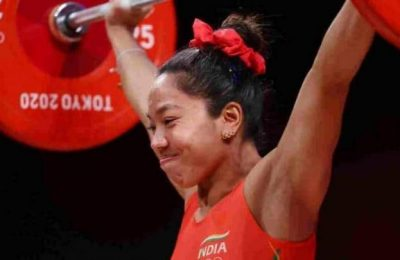 'It will be a big day for me', says Mirabai Chanu as she gears up to meet PM Modi on Independence Day