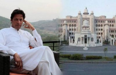 Lurching under financial pressure, Pakistan puts up Prime Minister's house on rent