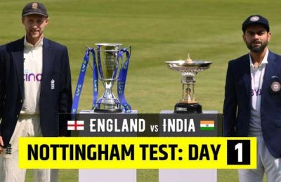 Eng vs Ind, 1st Test: Root wins toss and opts to bat, Rahul playing as opener