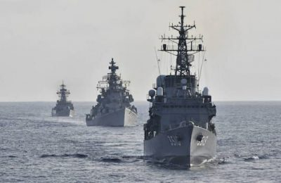 Indian Navy to deploy 4 warships in South China sea for 2 months