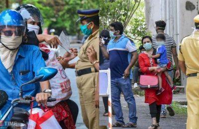 Kerala COVID-19 crisis