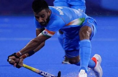 No time for disappointment: Skipper Manpreet and Sreejesh shift focus to bronze medal match