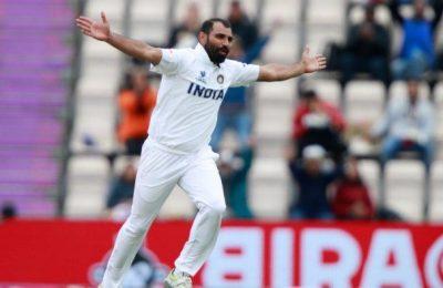 England vs India: Shami strikes twice, reducing hosts to 138/4 at tea
