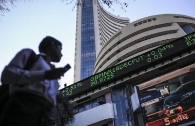 Share Market: Sensex soars 873 points to new high, Nifty tops 16,130 mark