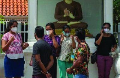COVID-19 cases rising in Sri Lanka, says WHO